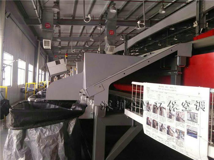 深圳合昌环保空调与顺丰速运合作成功