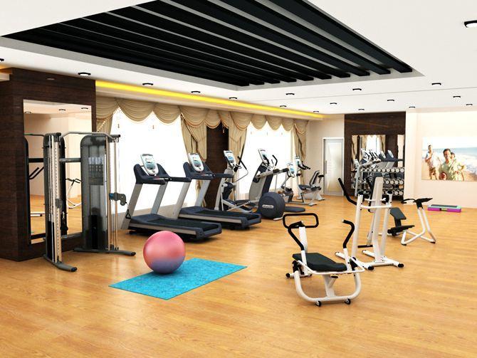 健身房环保空调机组降温解决方案