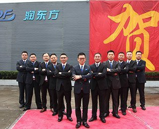 润东方核心团队