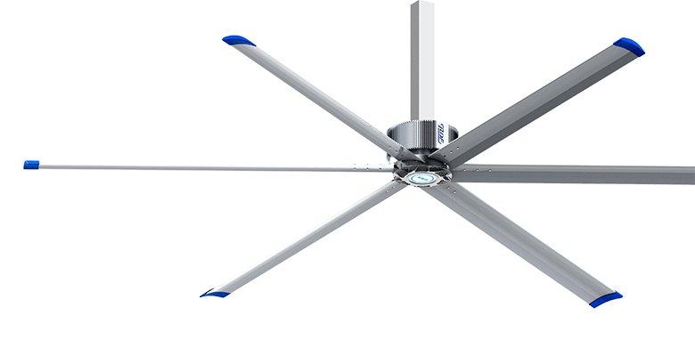 5米2润东方永磁直驱工业大风扇